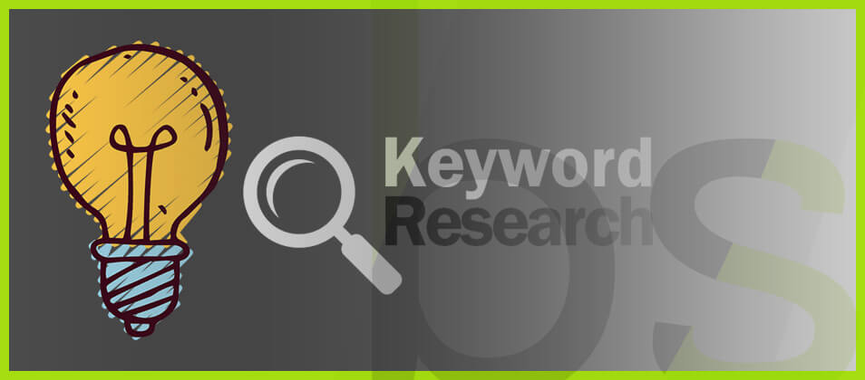 4 puntos clave de un estudio de palabras clave