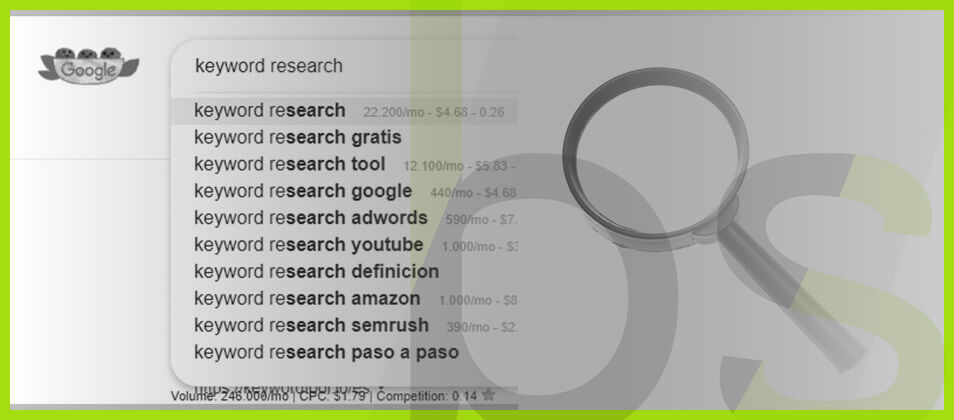 como hacer un keyword research