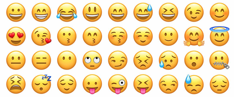 emojis valientes