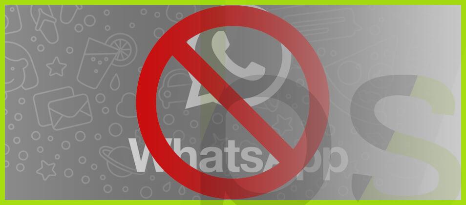 saber bloqueado whatsapp