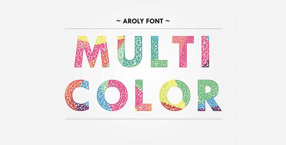 tipografia aroly